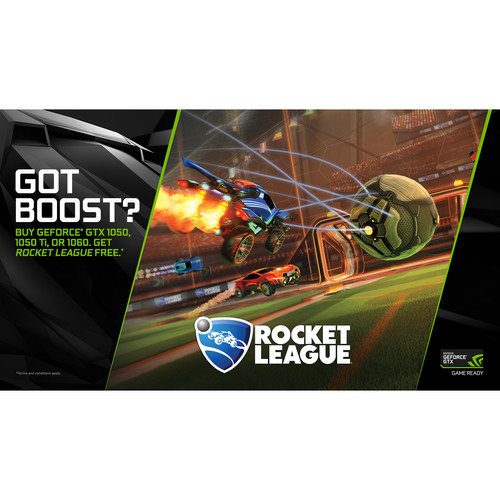 NVIDIA Rocket League Game Key (Download)