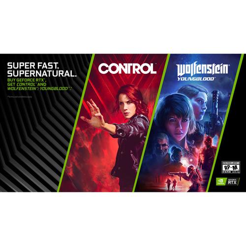 NVIDIA Super Fast Supernatural Bundle