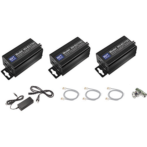 NVT Dual 60W EoC Transmission System