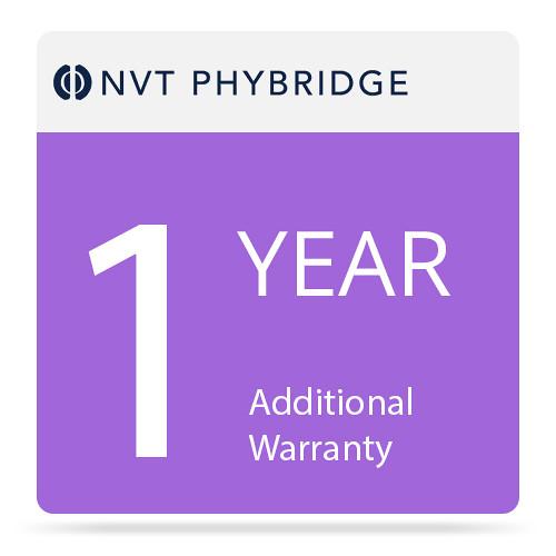 NVT Phybridge 1-Year Additional Warranty for EC4 Extender Kit