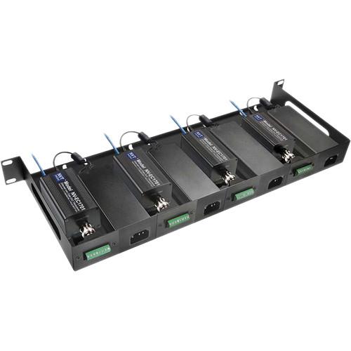 NVT NV-RMEC16U 2-Wire Rack Mount Tray Kit