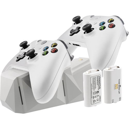 Nyko Charge Block Duo for Xbox One Controller (White)