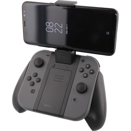 Nyko Clip Grip Power for Nintendo Switch Joy-Con Controller