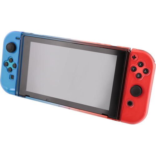 Nyko Thin Case for Nintendo Switch (Red/Blue)