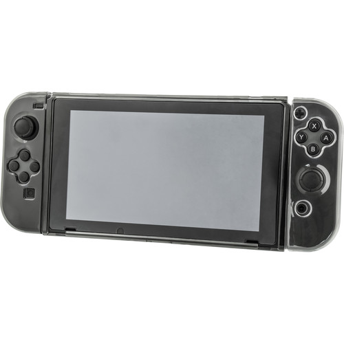 Nyko Thin Case for Nintendo Switch (Smoke)