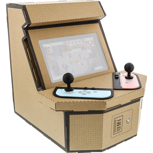 Nyko PixelQuest Arcade Kit for Nintendo Switch