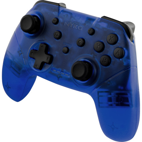 Nyko Wireless Core Controller for Nintendo Switch (Blue)