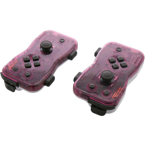 Nyko Dualies for Nintendo Switch (Purple/White)