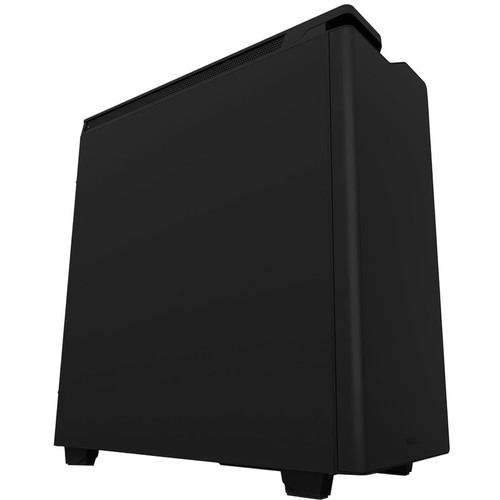 NZXT H440 Mid-Tower 2015 Case (Matte Black and Black)