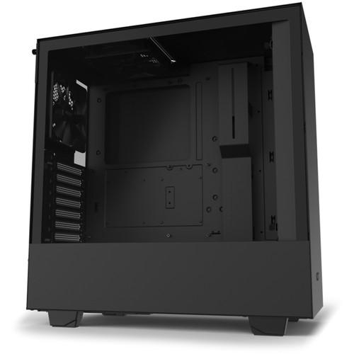 NZXT H510 Mid-Tower Case (Matte Black)
