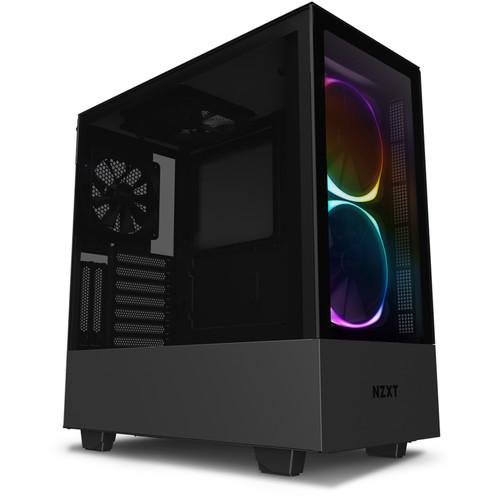 NZXT H510 Elite Mid-Tower Case (Matte Black)