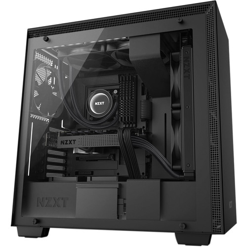 NZXT H700i Mid-Tower Case (Black)