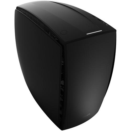NZXT Manta Mini-ITX Case (Windowless, Matte Black)