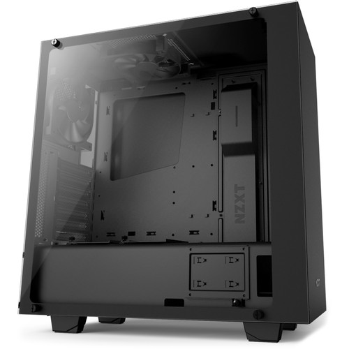 NZXT S340 Elite Mid-Tower Chassis (Matte Black)