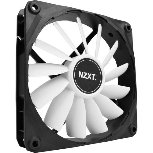 NZXT Airflow Series 120mm Case Fan (White)