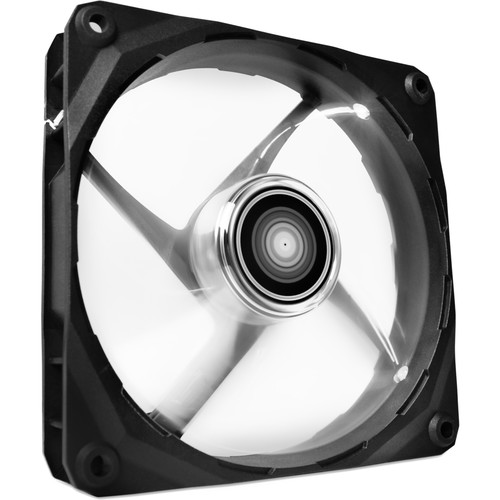 NZXT High Airflow FZ-120 mm LED Fan (White)