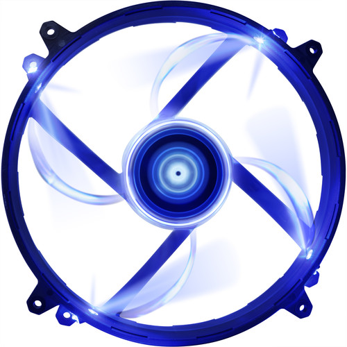 NZXT FZ 200mm High-Airflow Fan (with Blue LED)