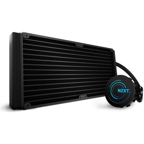 NZXT Kraken X61 All-in-One Liquid CPU Cooler