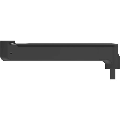 "O.C. White Fixed Horizontal Arm for Ultima Microphone Boom (Black, 12"")"