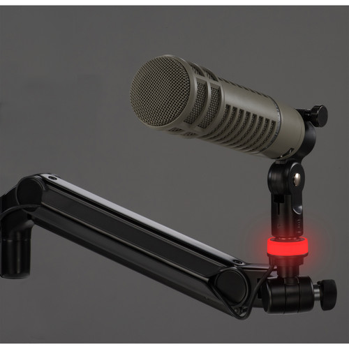 O.C. White Mic-Lite On-Air Light with Red/White LEDs for Ultima ULP Microphone Booms