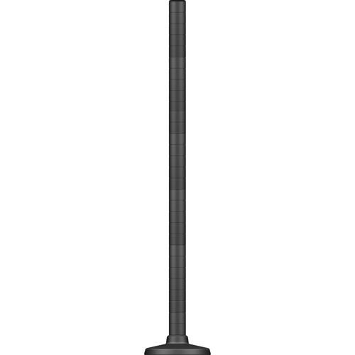 "O.C. White Ultima 30"" Vertical Modular Clamp/Bolt Through Riser Assembly"