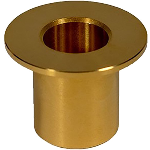 O.C. White ProBoom Microphone Arm Brass Adapter Bushing for Ultima MB Machined Table Bushing