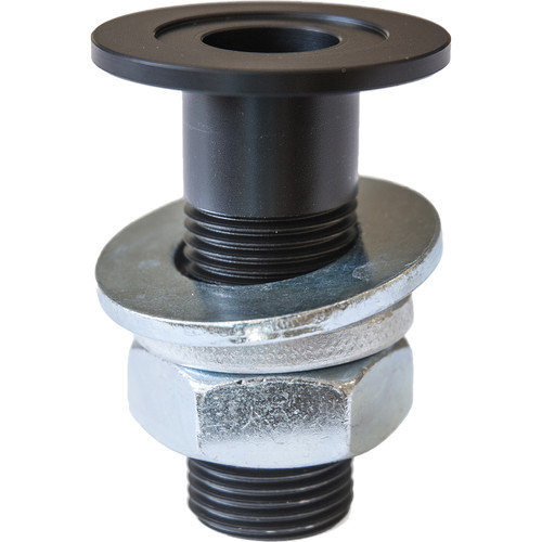 """O.C. White Table Bushing for all Standard ProBoom Ultima Microphone Booms (1/2"""" Hole, Black)"""