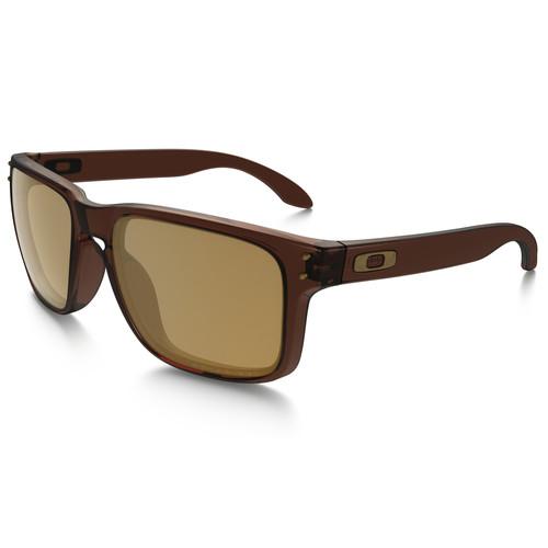 Oakley Holbrook Sunglasses (Rootbeer Frames, Bronze Polarized Lenses)