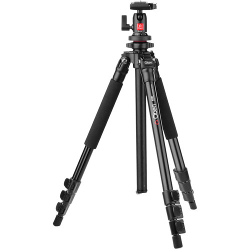 Oben AC-1421 Aluminum Tripod with BA-106 Ball Head