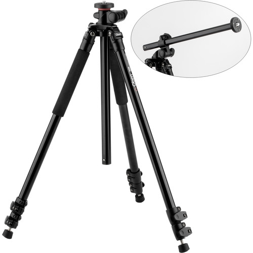 Oben AC-2341L 3-Section Aluminum Lateral Tripod Legs