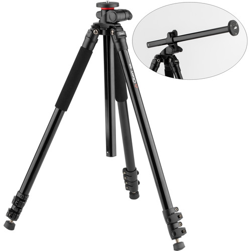 Oben AC-2361L 3-Section Aluminum Tripod