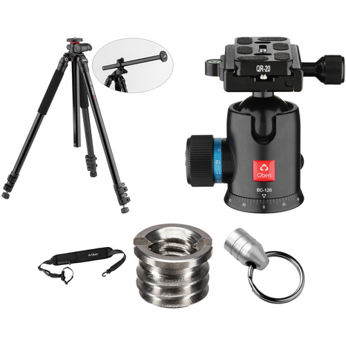 Oben AC-2361L Lateral Tripod with BC-126 Ball Head Kit