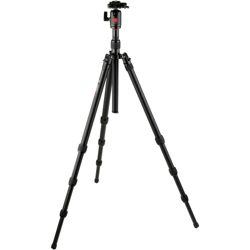 Oben AT-3441 Aluminum Travel Tripod with BA-111T Ball Head