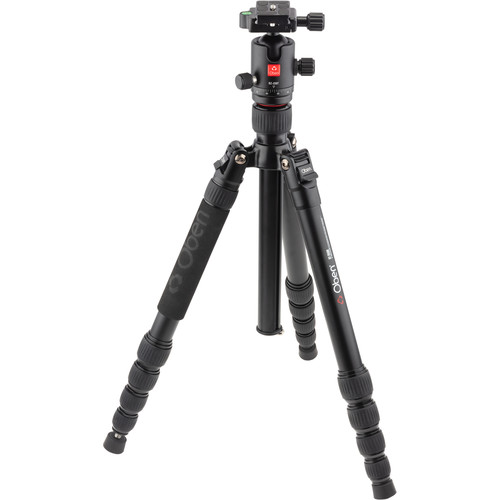 Oben AT-3586 Aluminum Tripod and Triple Action BZ-226T Ball Head