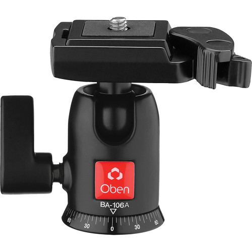 Oben BA-106A Single Lever Ball Head
