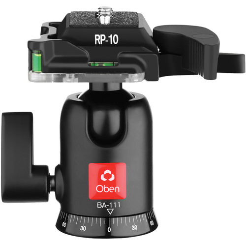 Oben BA-111 Single Lever Ball Head