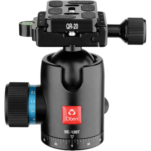 Oben BE-126T Ball Head