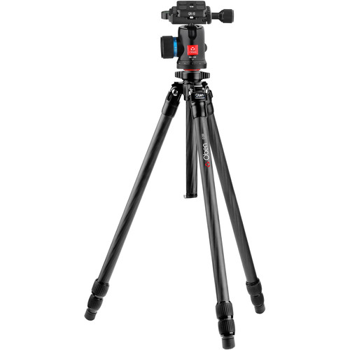 Oben CT-2331 Carbon Fiber Tripod and BE-108 Ball Head Kit