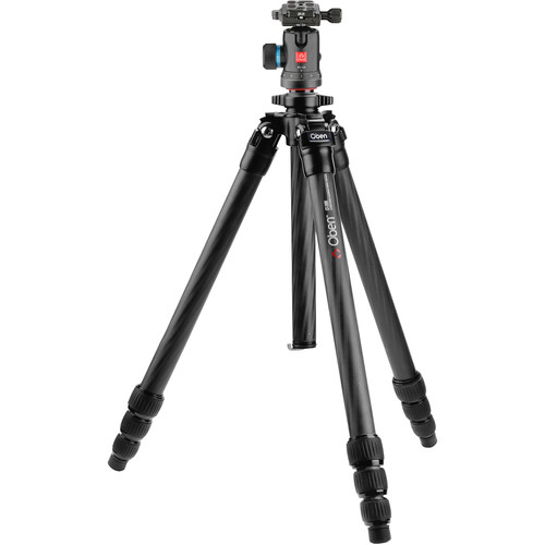Oben CT-2481 Carbon Fiber Tripod and BC-126 Ball Head Kit