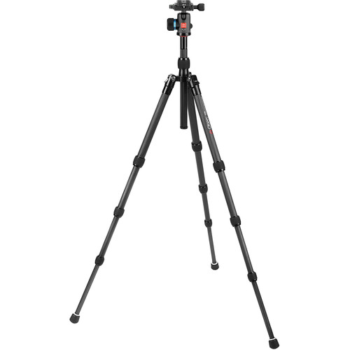 Oben CT-3451 Carbon Fiber Travel Tripod with BE-113T Ball Head