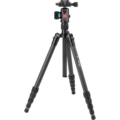 Oben CT-3551 Carbon Fiber Travel Tripod with BE-113T Ball Head