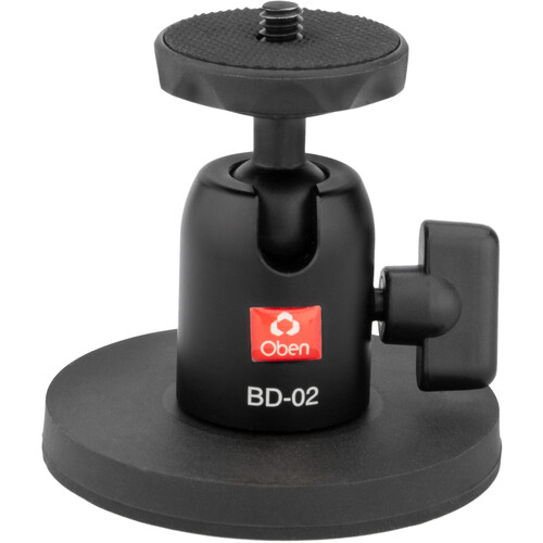 Oben Magnetic Mount Kit with Mini Ball Head