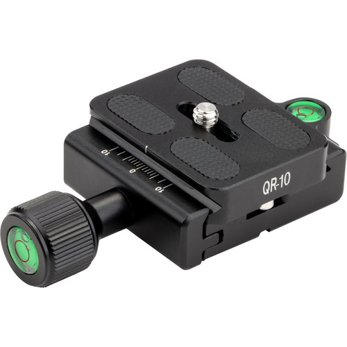 Oben QRA-A2 Quick Release Assembly with QR-10 Plate