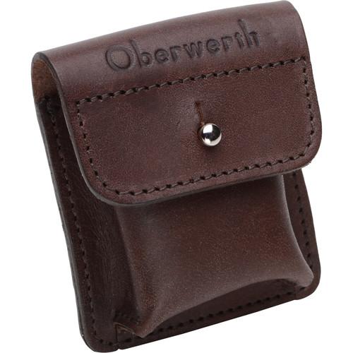 Oberwerth Furth Leather Case for Oberwerth Camera Bag (Dark Brown)