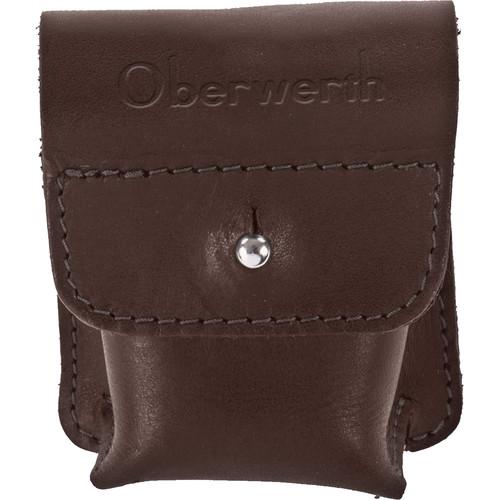 Oberwerth Augsburg Leather Case for EVF (Dark Brown)