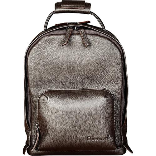 Oberwerth Feldberg Tablet Leather Backpack (Brown)