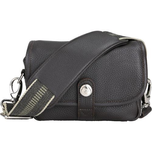 Oberwerth Charlie Camera Bag (Dark Brown, Leather)