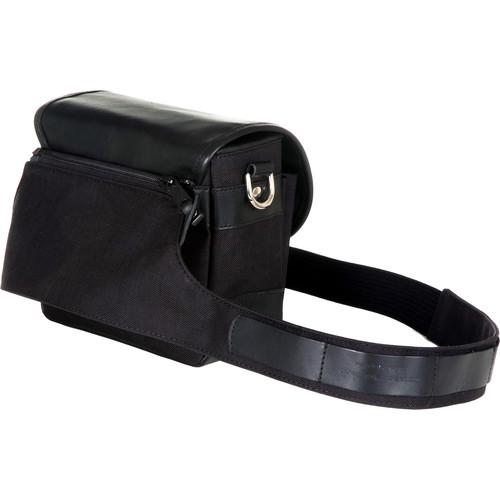Oberwerth Garmisch Compact Camera Bag with Waist Belt (Black)