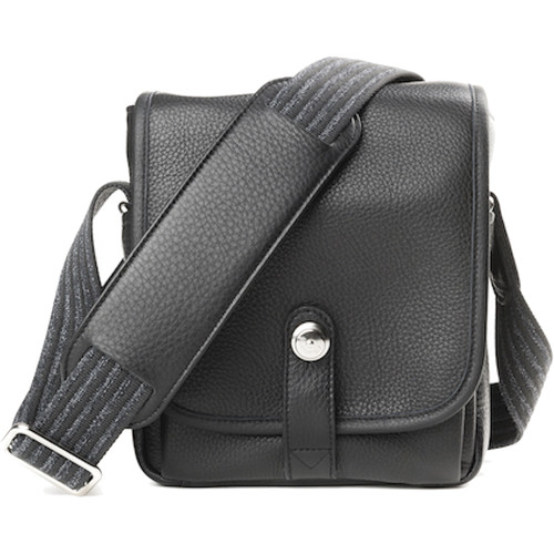 Oberwerth George Leather Camera Bag (Black)