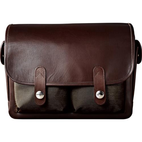 Oberwerth Heidelberg Camera Bag (Brown/Dark Brown)